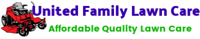 united_family lawn_care_rockwell_nc_logo